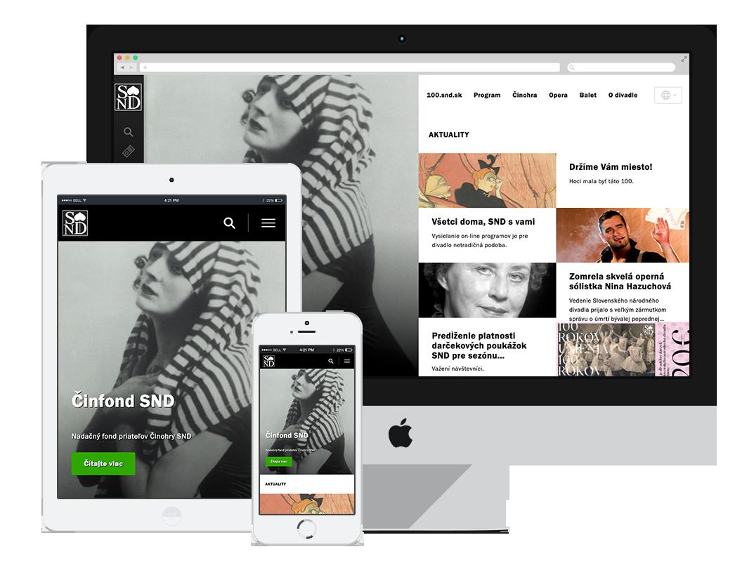 vyvoj web stranok kultura