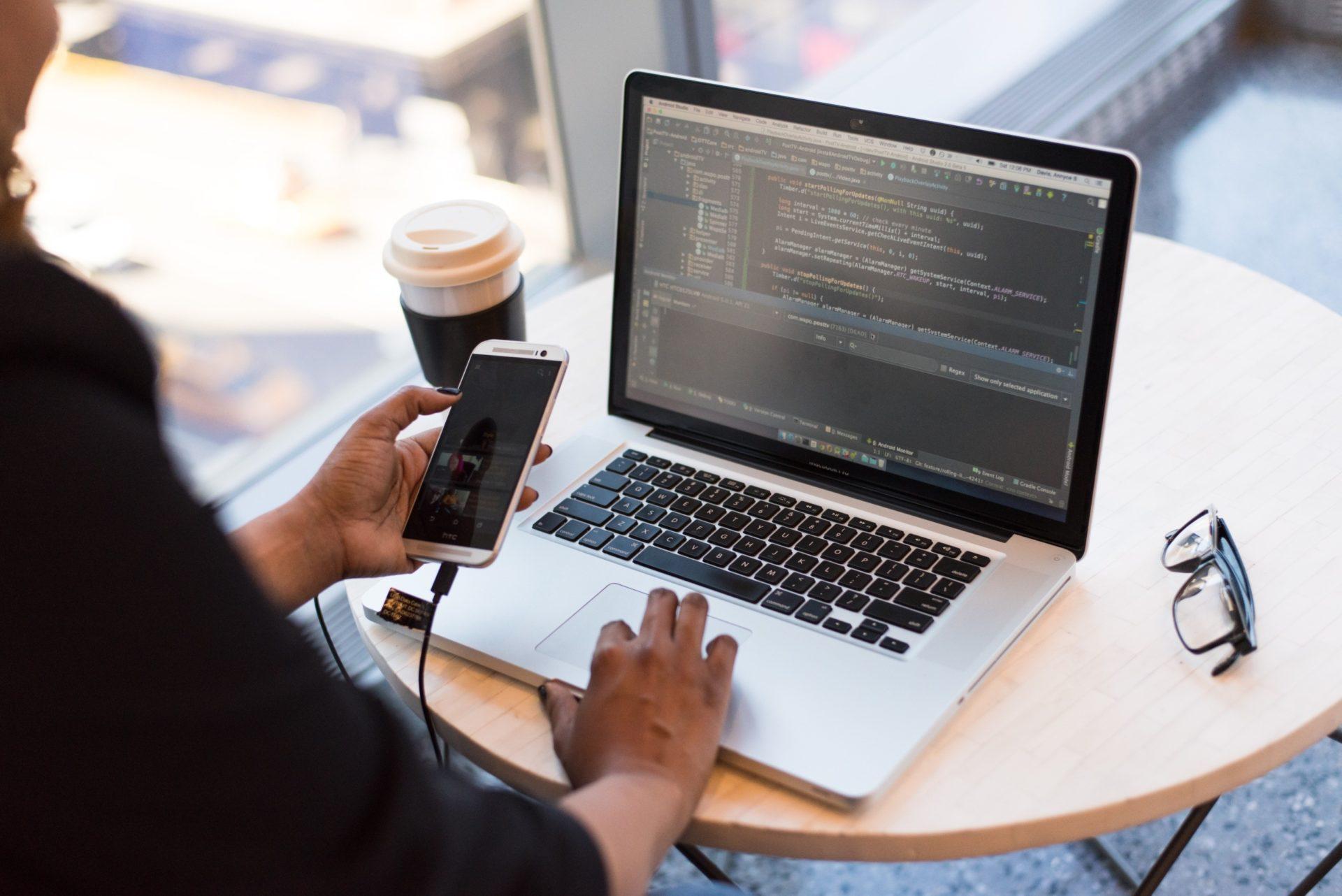 vývoj mobilnej aplikácie