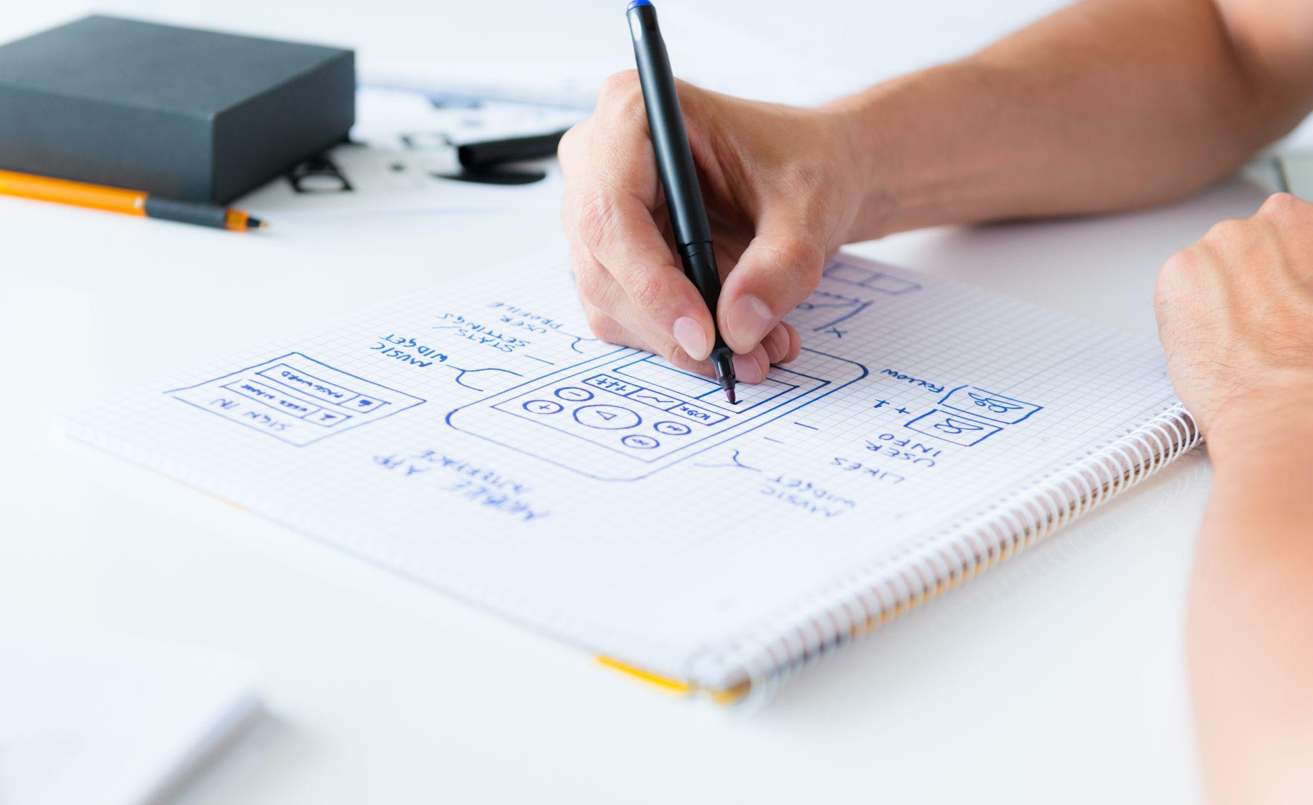 dizajn a vývoj mobilnej aplikácie